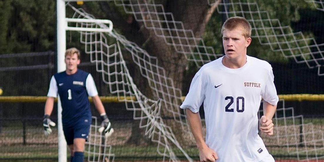 Men's Soccer Closes Road Swing at Rivier Wednesday