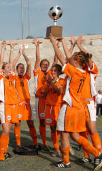 All-Big West Women's Soccer Teams Resemble Cal State Fullerton Lineup