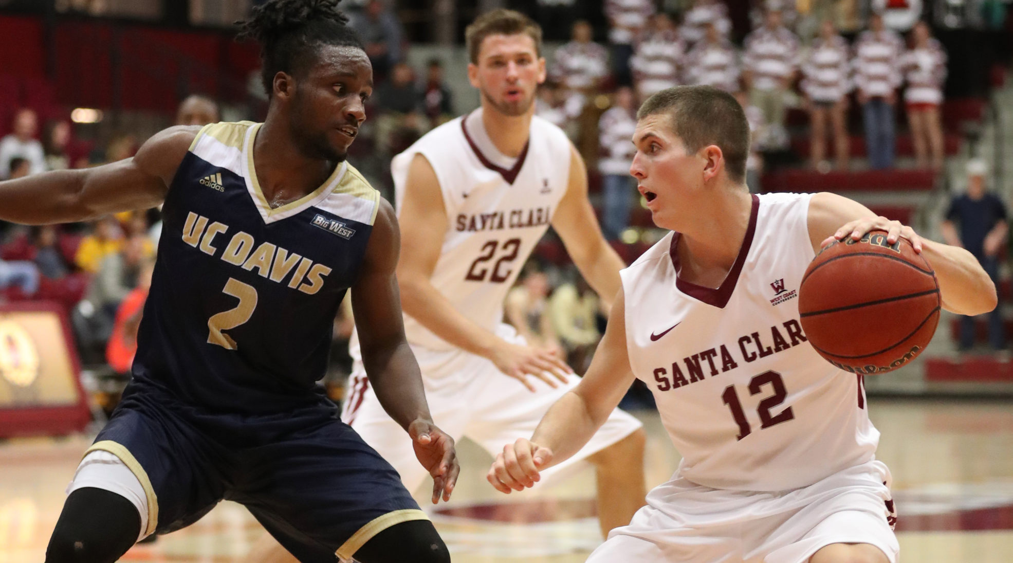 Men's Basketball Loses Home Heartbreaker to UC Irvine