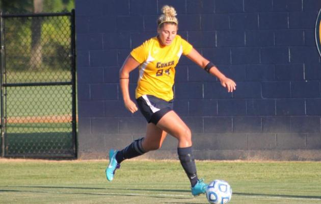 Coker Falls to Newberry, 4-0