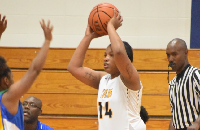 Lady Tigers Drop Heartbreaker to Oakwood University