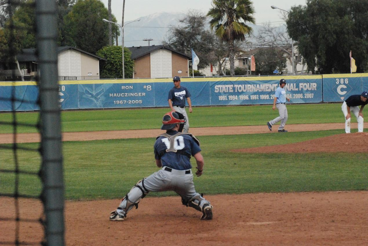 Navy Blue beat Light Blue 8-3 in intrasquad