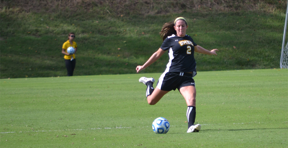 Women's Soccer Travels to First-Place Hartford on Sunday