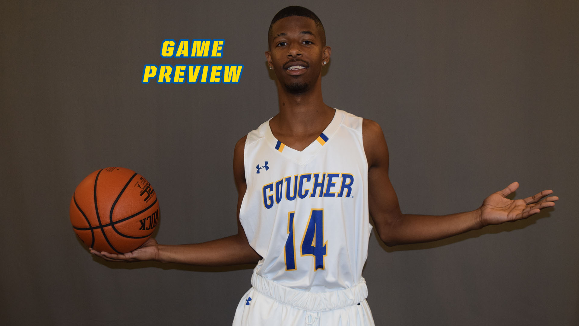 Goucher Men's Basketball Set To Battle Drew At Home On Saturday