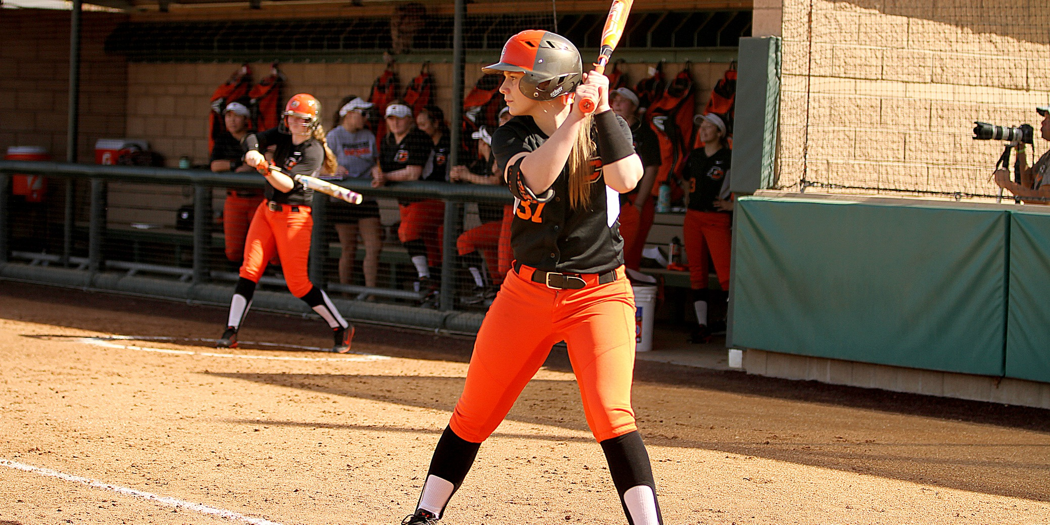 Lewis & Clark wins NWC opener, splits day against PLU