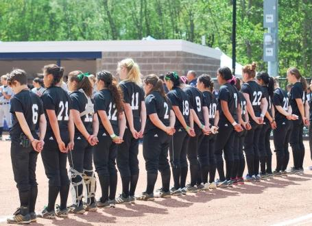 Lesley Softball NCAA run ends with loss to Ithaca