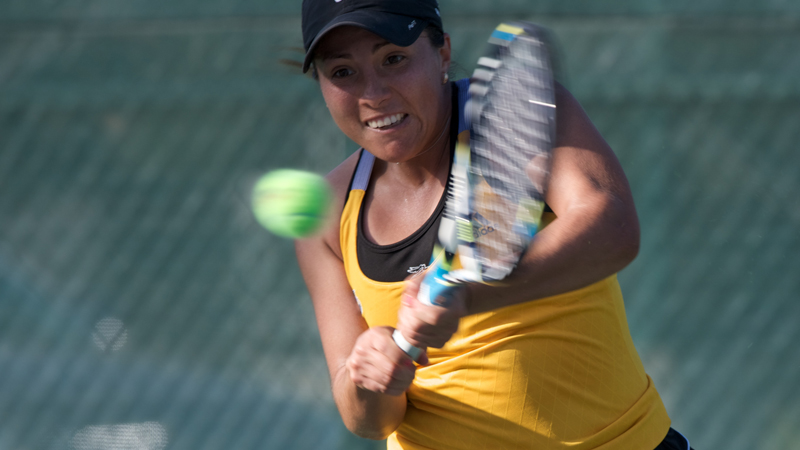 WOMEN'S TENNIS WRAPS UP PLAY IN BERKELEY