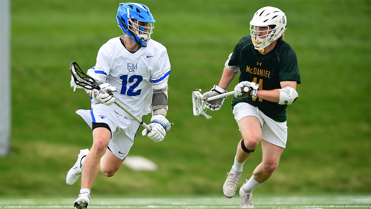 Men's Lacrosse Remains Undefeated with 12-5 win at WAC