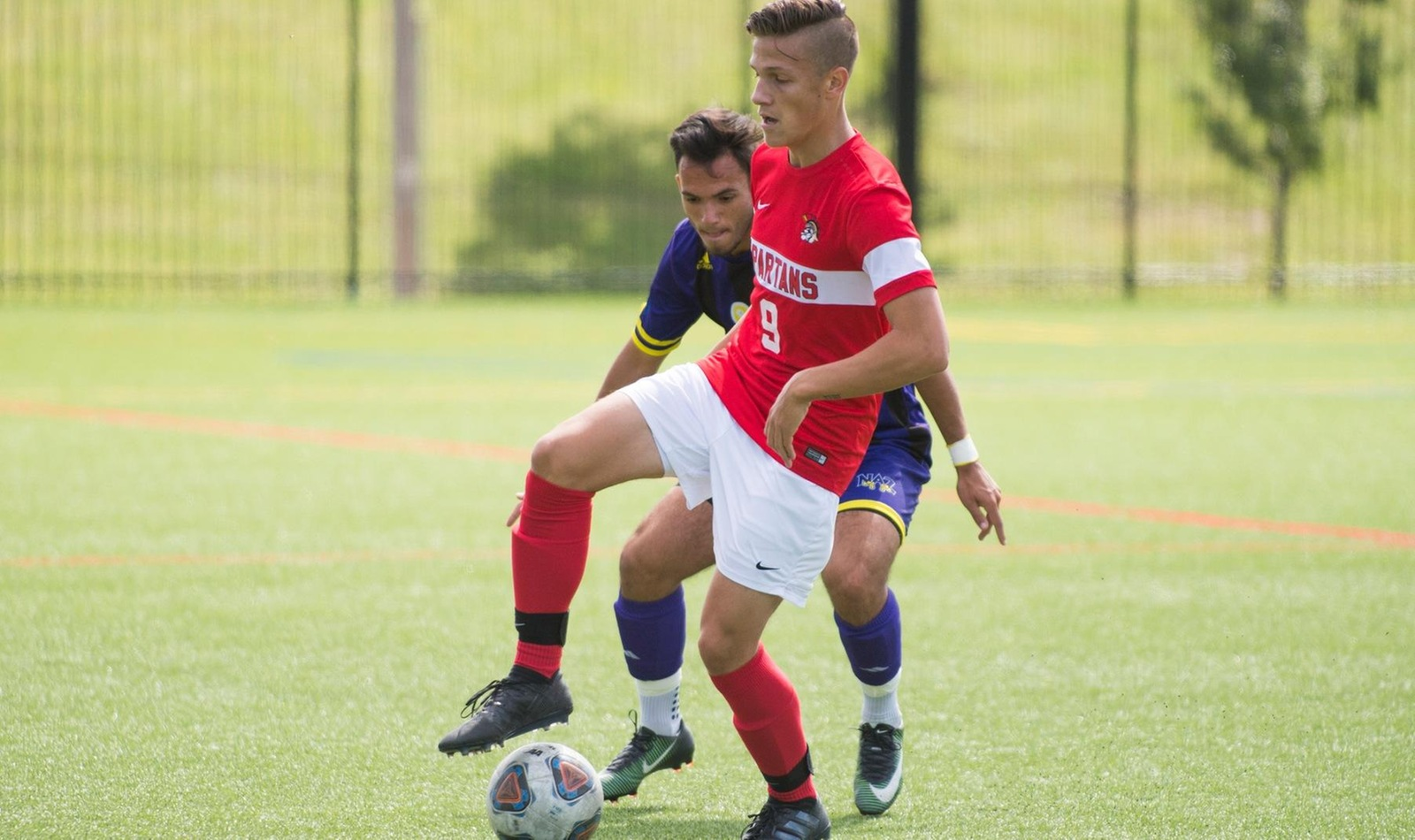 Men's Soccer Clinch Final Spot in AMCC Playoffs with Tie Against Bradford