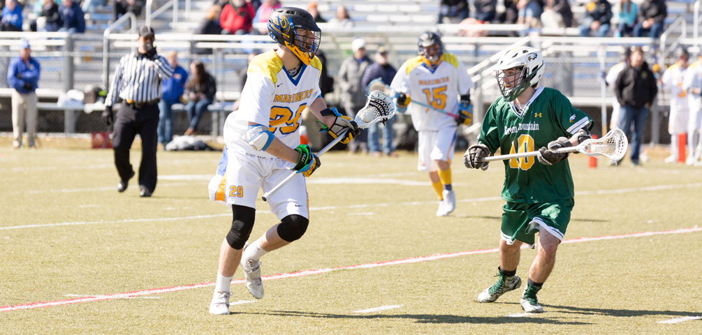 Men's Lacrosse Falls to Southern Maine