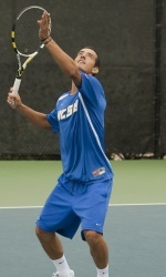 Men's Tennis Posts a 9-0 Match Record on Day Two of UCSB Classic