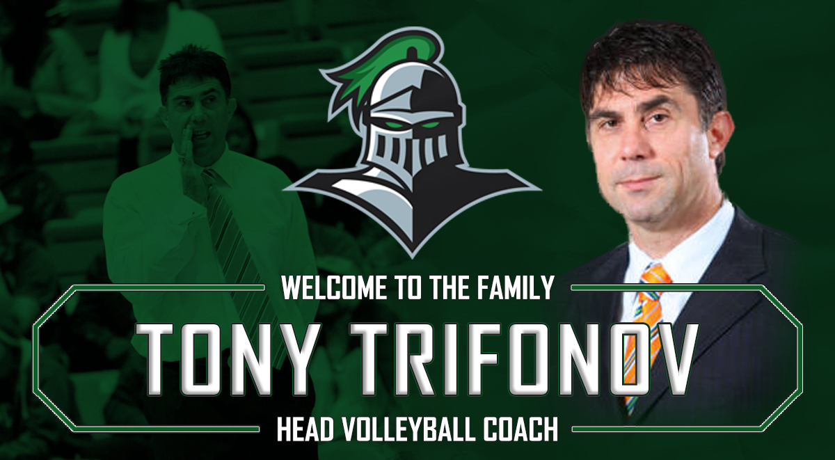 Trifonov Selected To Lead Lady Saints Volleyball