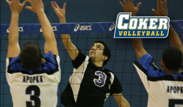 Men's Volleyball Signs Trilla