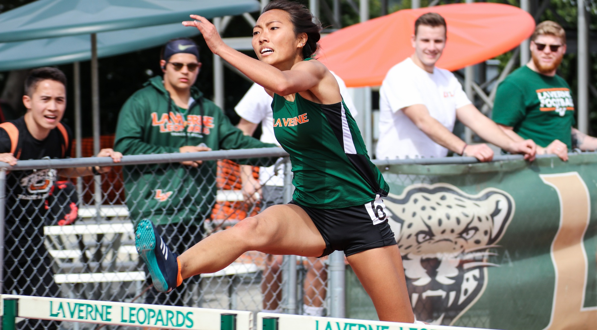 Lee Kim breaks record, wins three events at SCIAC Multi-Dual 3
