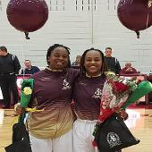Lady Builders celebrate Senior Night with 88-44 win over VUL