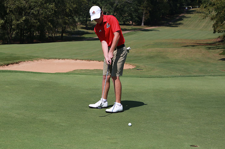 Golf: Panthers finish 15th at Jekyll Island Invitational