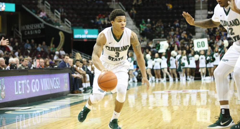 Edwards Named To Horizon Leaugue All-Freshman Team
