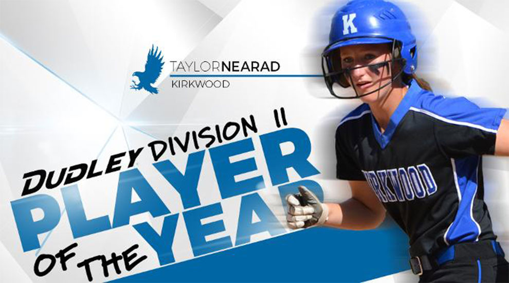 Photo for Taylor Nearad Earns NJCAA DII Player of the Year