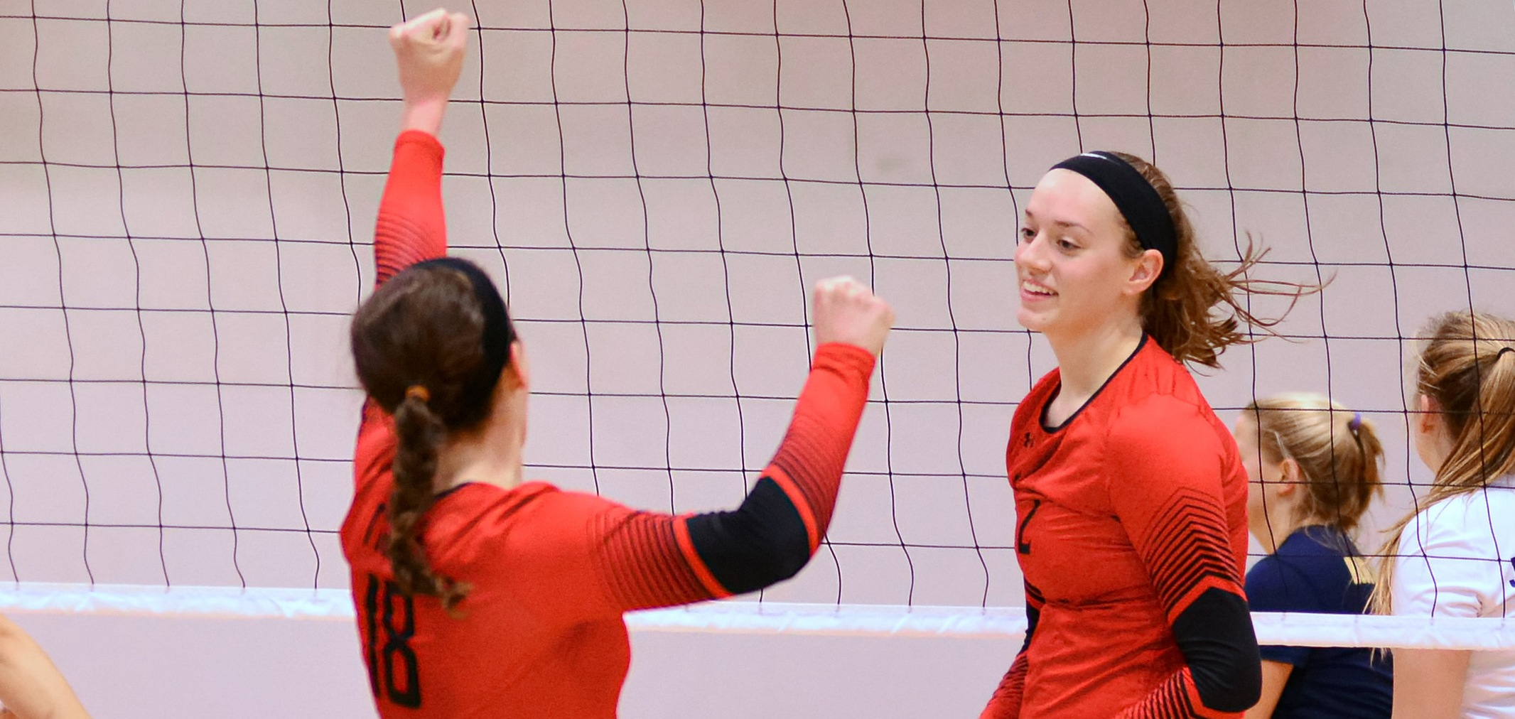 #1 Wittenberg Defeats OWU and JCU in Straight Sets