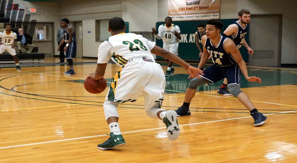 Men's Basketball vs Pitt-Titusville