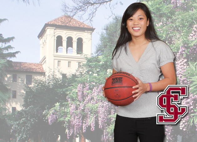 Amanda Brown Named Santa Clara's Director of Women's Basketball Operations
