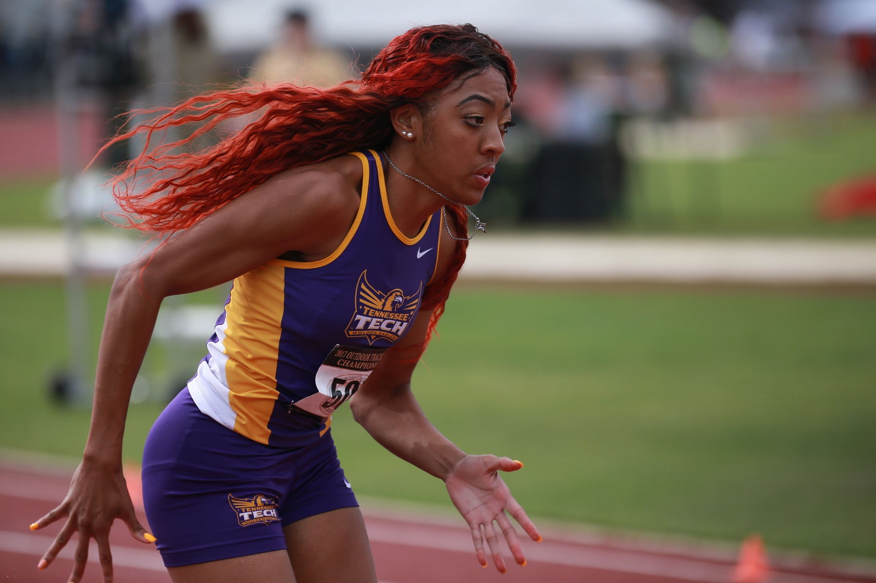 Tech closes Meyo Invitational with two more top OVC marks