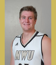 Giesselmann receives Association of Division III Independents men's basketball Player of the Week award