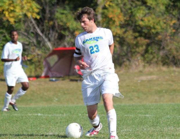 Men's Soccer – Lakers Fall to Nation's Top Team in Herkimer, 4-Nil