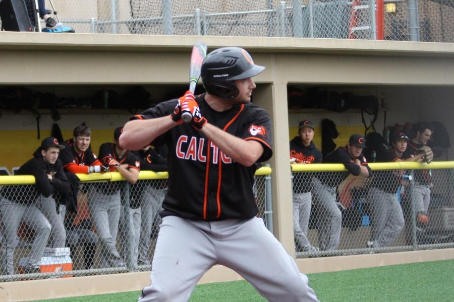 Levine Homers, Beavers Nearly Steal Pomona-Pitzer Series