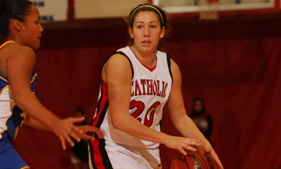 Women's Basketball Falls to Susquehanna