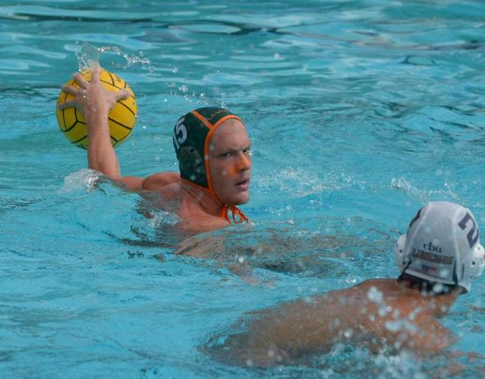 Men's Water Polo lets early lead slip at Cal Lutheran