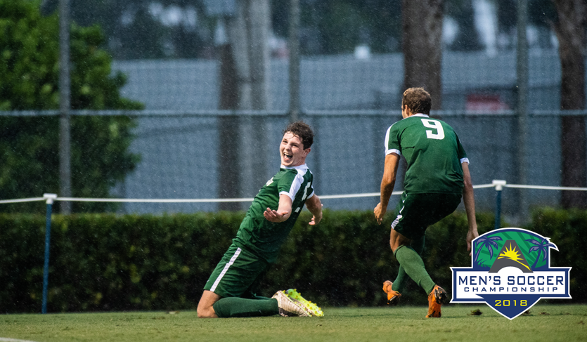 No. 6 Stetson Knocks Off No. 3 UNF to Move On to #ASUNMSOC Semifinals