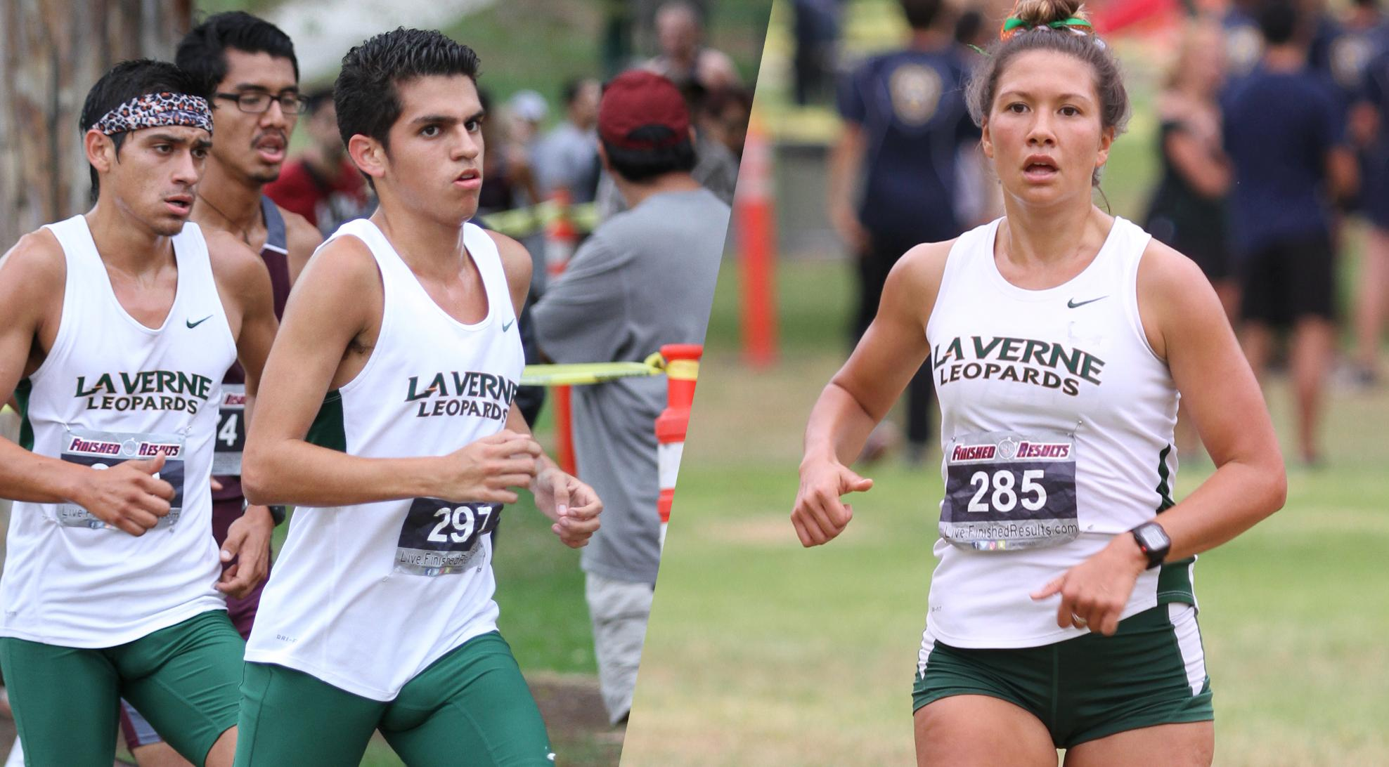 Cross Country competes at Pomona-Pitzer Inviational