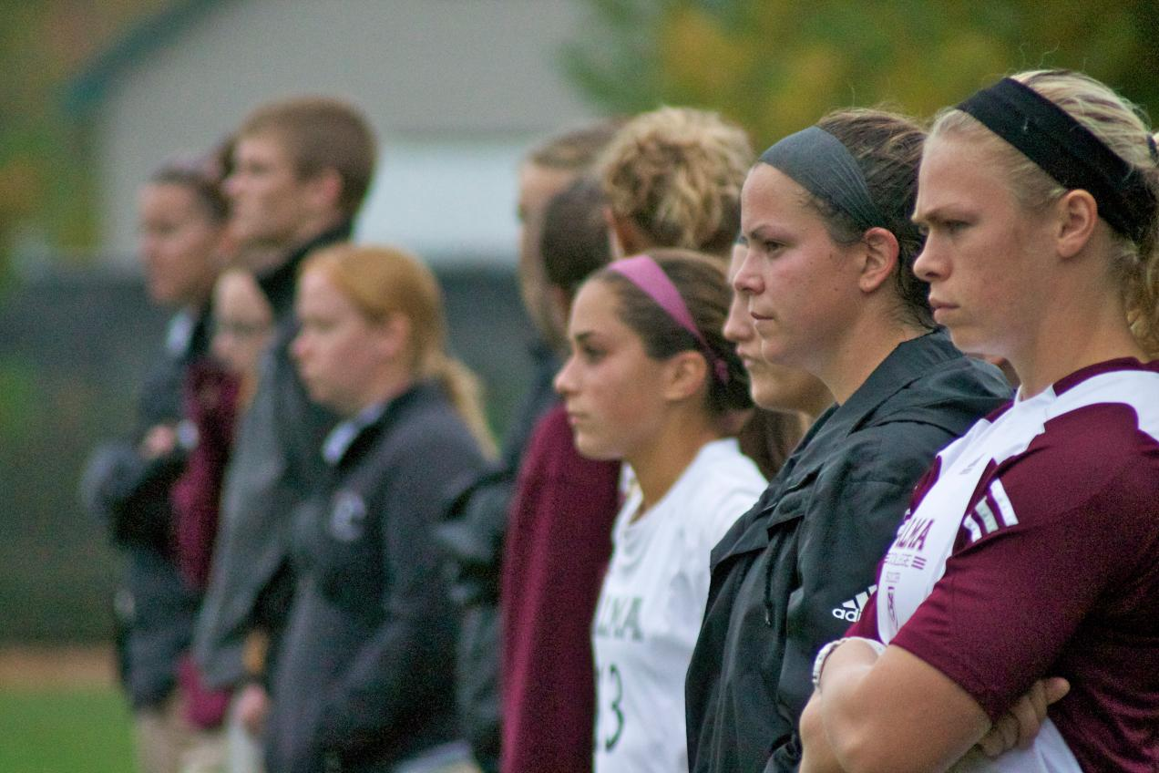 Alma Women's Soccer ranked #25 in NSCAA Poll on Tuesday