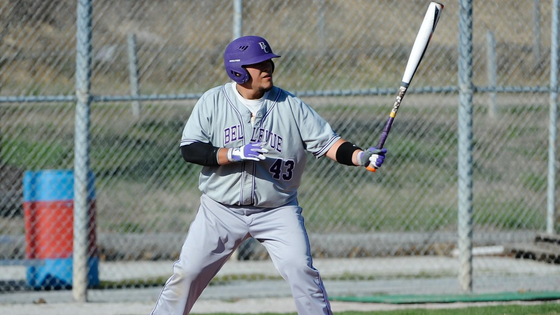 Julian Rivera had a sac fly and a double for the Bruins in their win over Spring Arbor