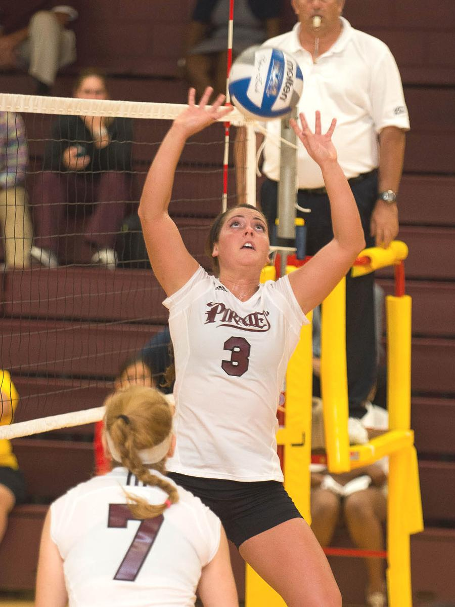Armstrong Volleyball Second In NCAA Southeast Region Rankings
