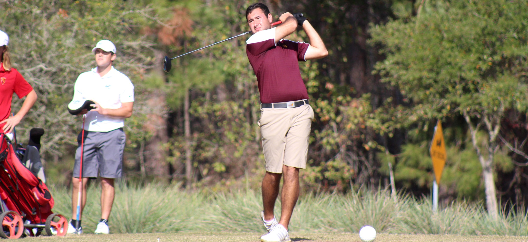 No. 5 Nova Southeastern Captures 2017 Pirate Men's Golf Invitational