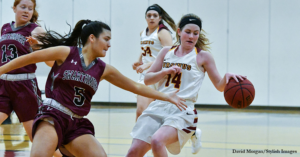 Women's Basketball Cruises Past Garnet