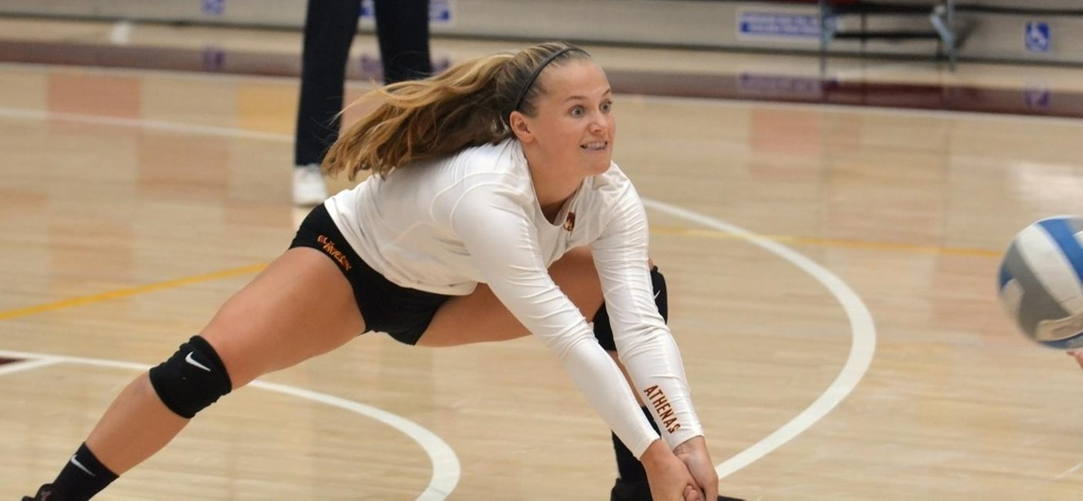Sarah Tritschler Named SCIAC Volleyball Specialist of the Week