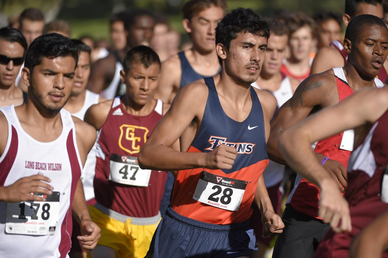 Titan Men and Women Finish Fifth at Big West Championships