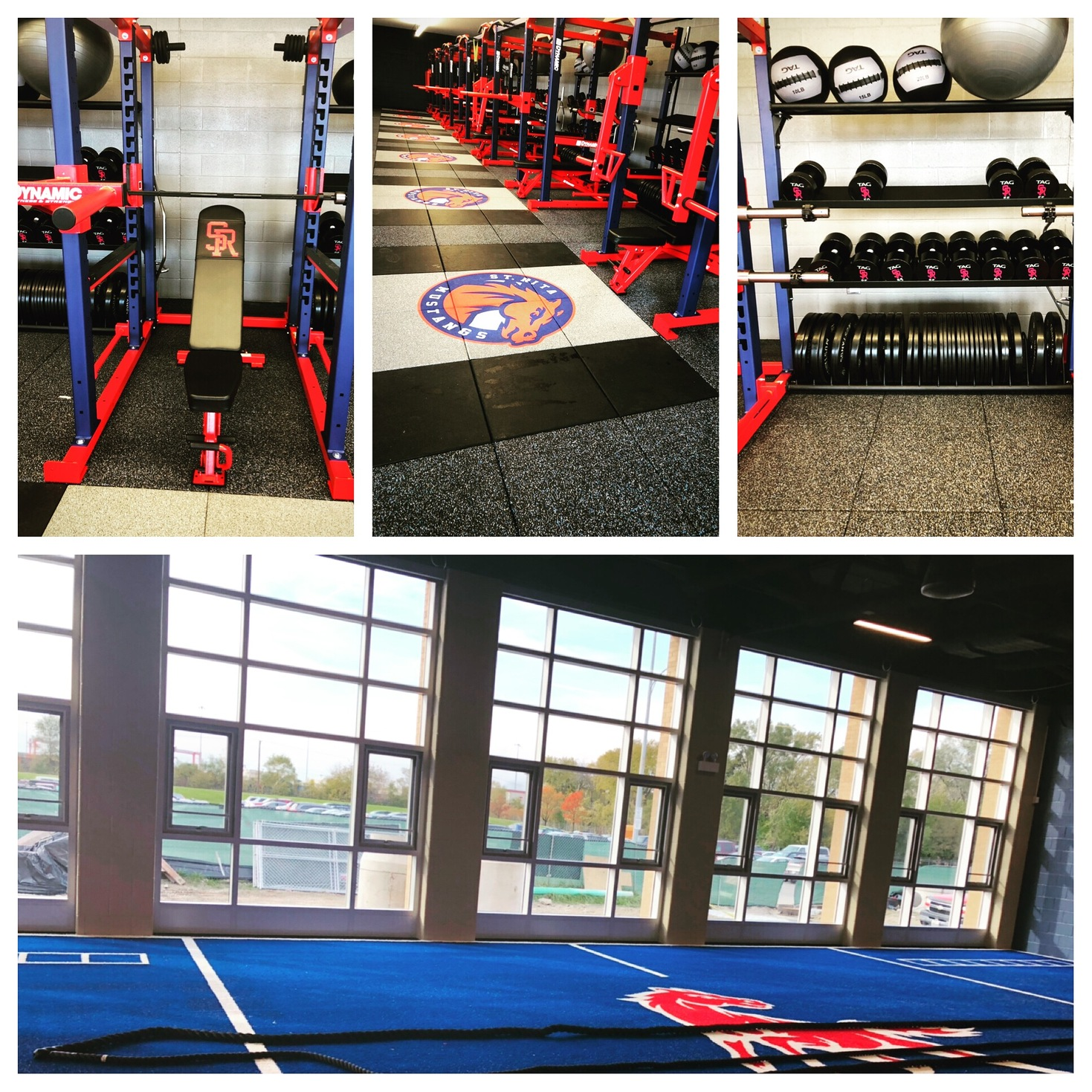 Ernie Mrozek Fitness Center