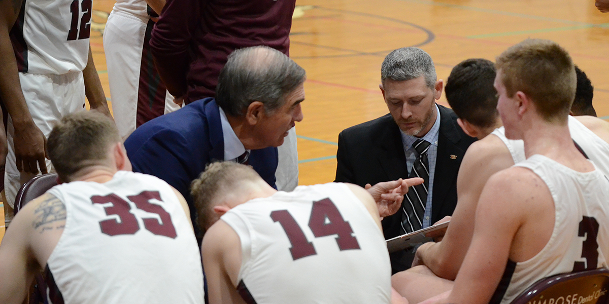 Evangel Men Look to Defend the Ashcroft Center Saturday on Senior Day