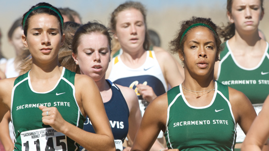 WOMEN'S CROSS COUNTRY CAPTURES TEAM TITLE IN SAN FRANCISCO
