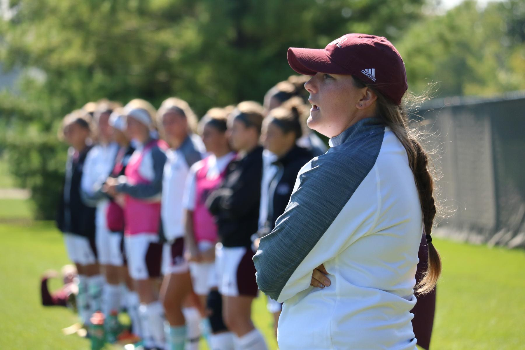 Bingaman announces incoming class for women's soccer
