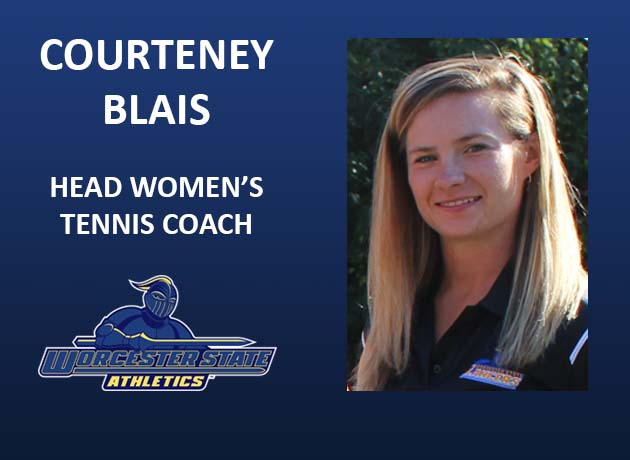 Courteney Blais Named Head Women's Tennis Coach
