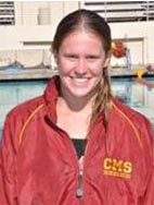 SCIAC Female Athlete of the Week: Carmen Lundell, Claremont-Mudd-Scripps