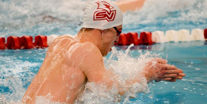 Cardinal Swimming & Diving opens home schedule against Davenport