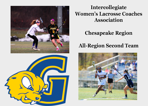 Carnevale, Franklin Named to All-Region Team by IWLCA
