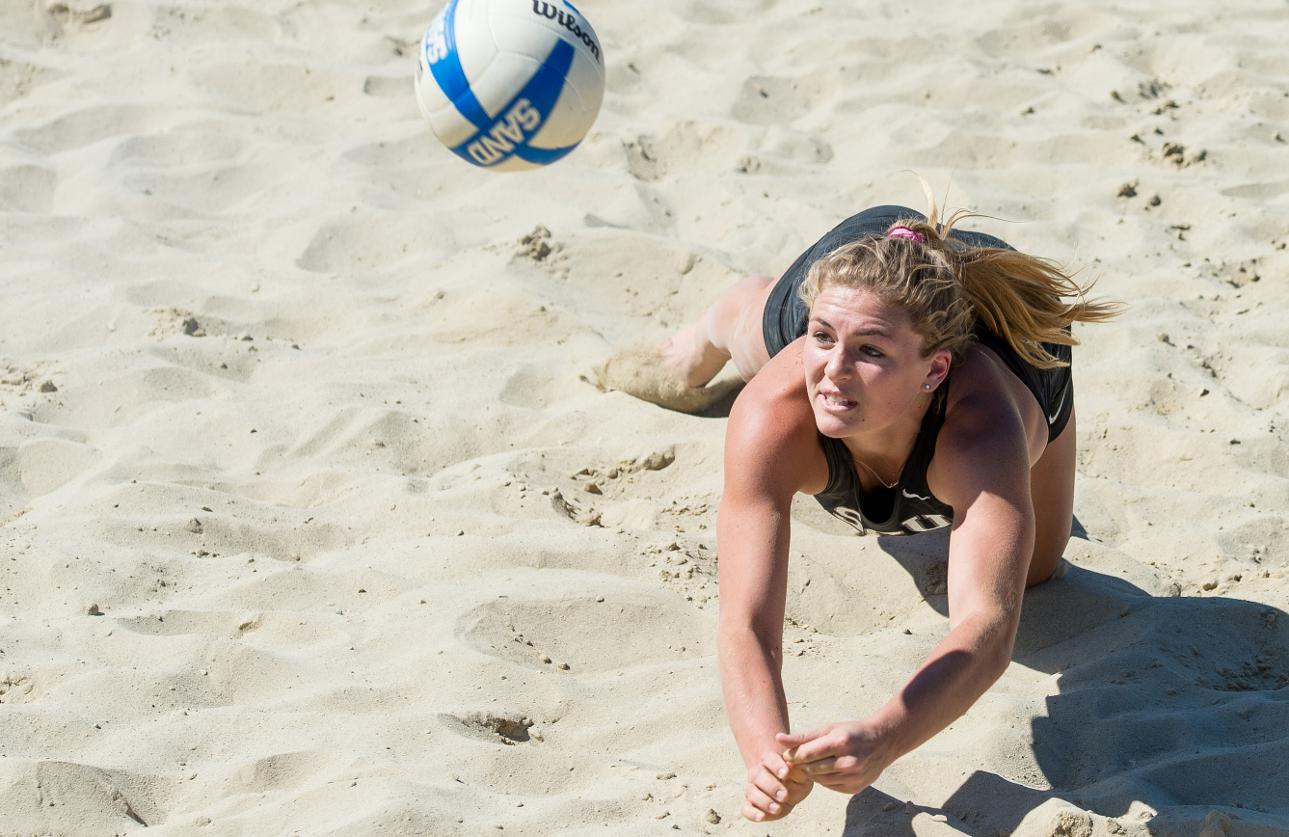 Bronco Sand Finishes Season At Stanford, Cal This Week