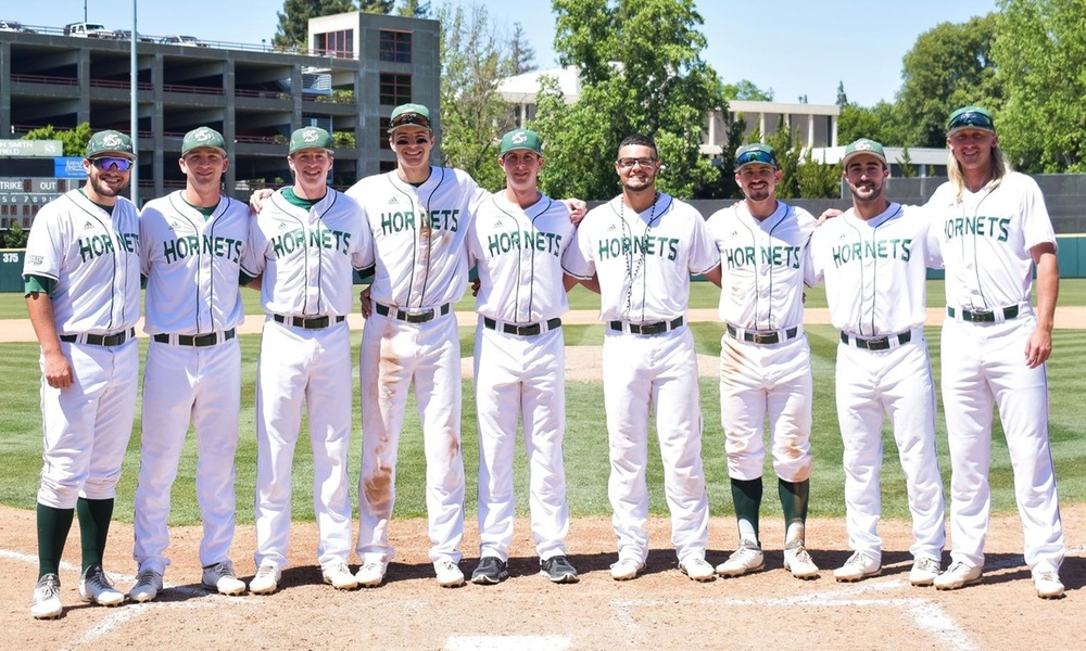 ON SENIOR DAY, BASEBALL SECURES #2 SEED IN WAC TOURNAMENT WITH 8-2 WIN